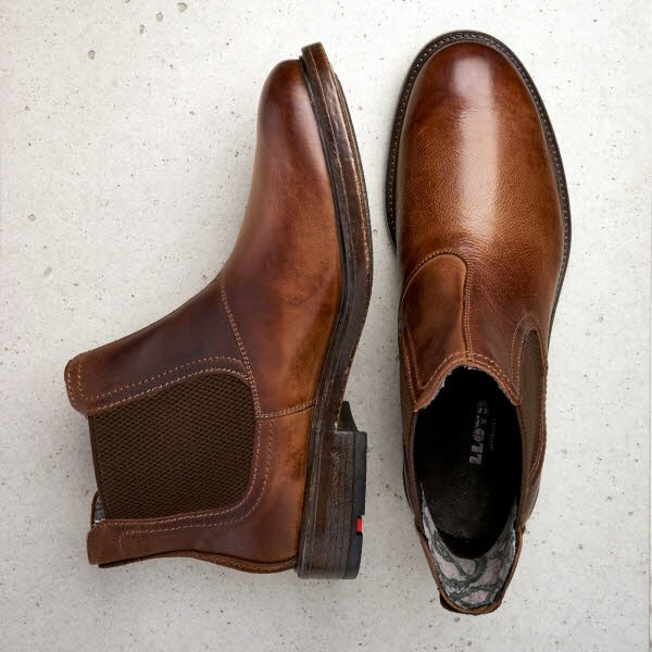 LLoyd Chelsea-Boot Durand havanna - Bild 1