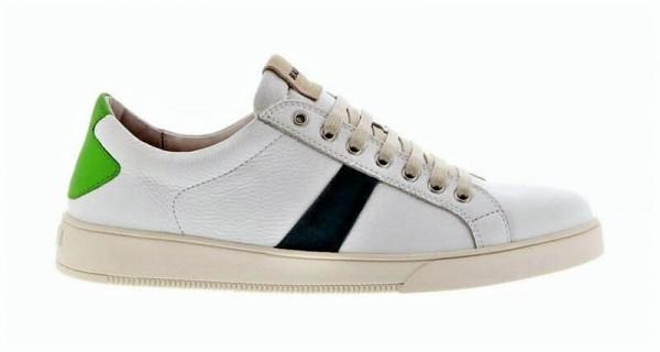 Sneaker white-mallard-green - Bild 1