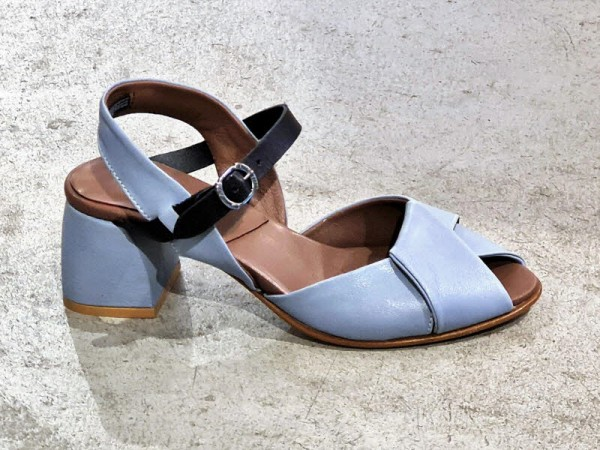 Sandale Absatz artic - Bild 1