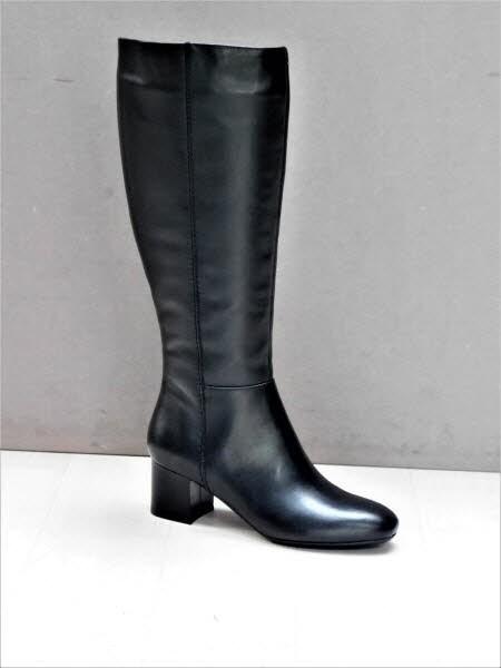Lamica Stiefel Absatz schwarz - Bild 1