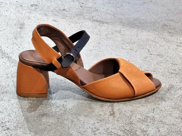 Sandale Absatz cuoio - Bild 1