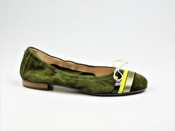 Donna Carolina Ballerina grün/khaki - Bild 1