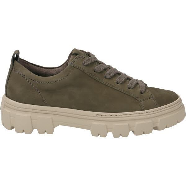 Paul Green Sneaker nubuk olive - Bild 1