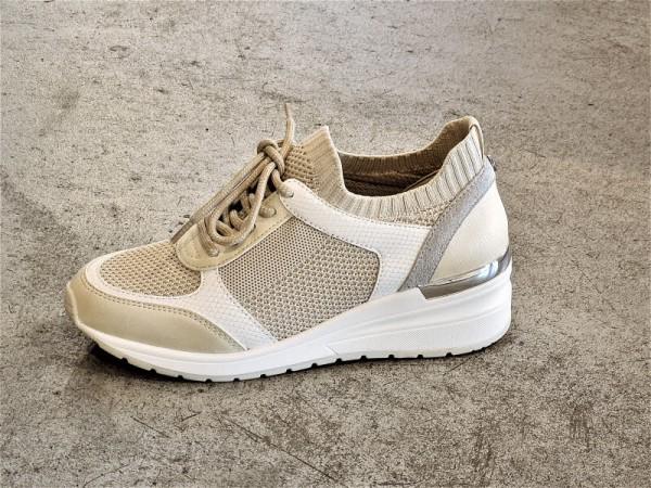 la strada Sneaker beige - Bild 1