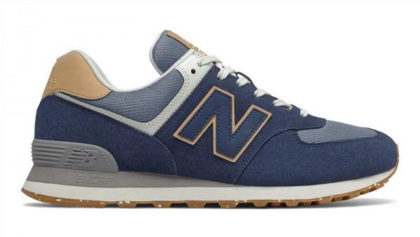 Sneaker 574 navy - Bild 1