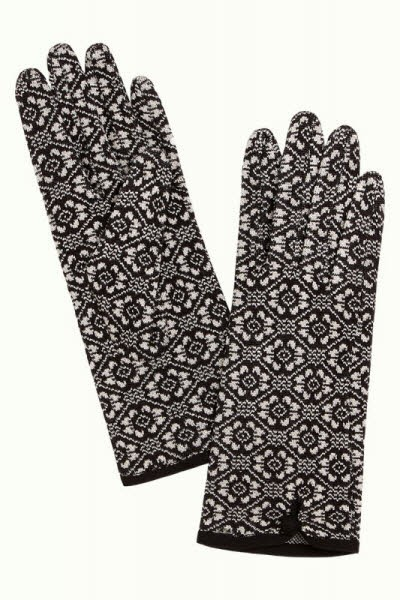 king louie Glove Campbell black