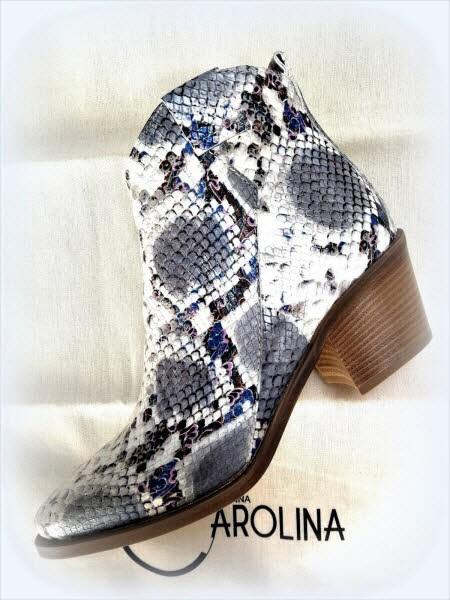 Donna Carolina Stieflette snake - Bild 1