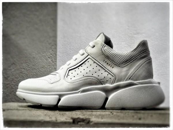 Copenhaben Sneaker weiß