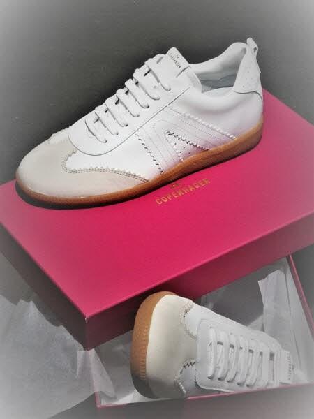 Copenhaben Sneaker Retro weiß
