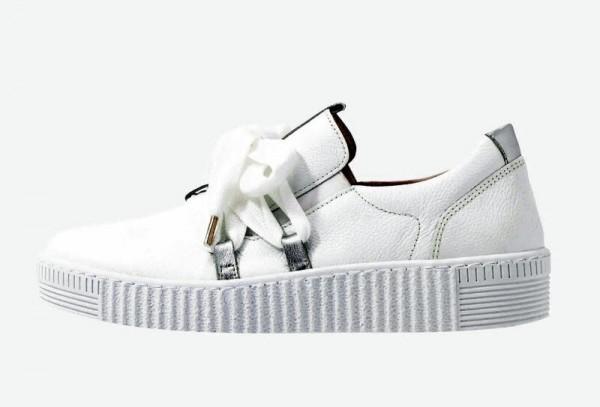 Sneaker/Slip/weiß - Bild 1
