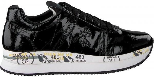 Premiata Sneaker schwarz shiny - Bild 1
