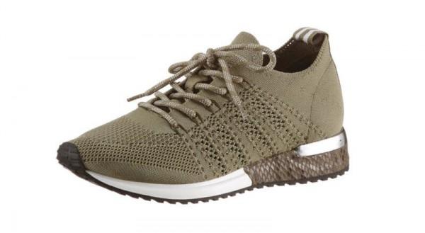 la strada Sneaker khaki - Bild 1