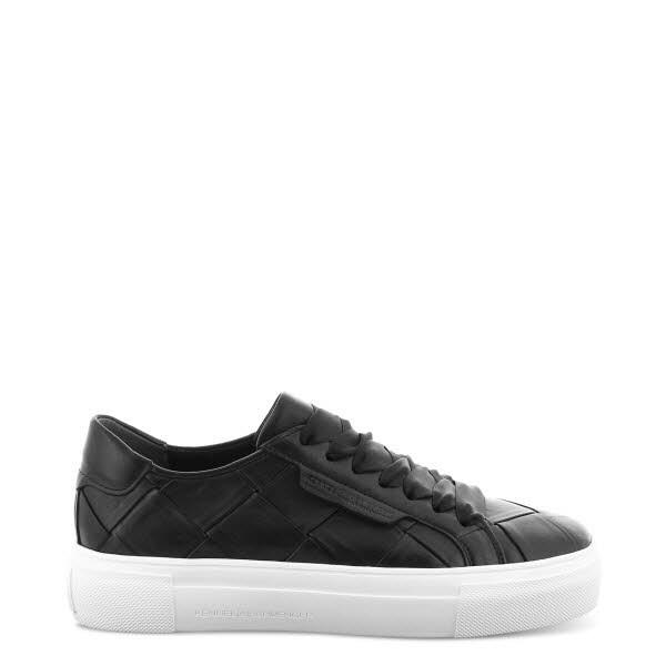 Kennel und Schmenger Sneaker Flecht schwarz - Bild 1