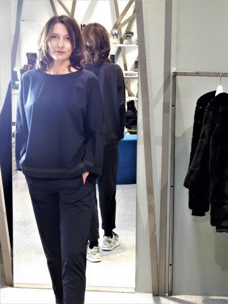 Pants Geisha long black - Bild 1