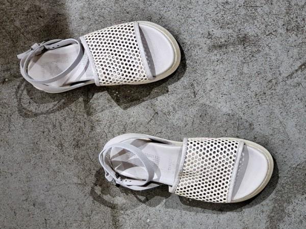 Mjus Sandale Netz panna - Bild 1
