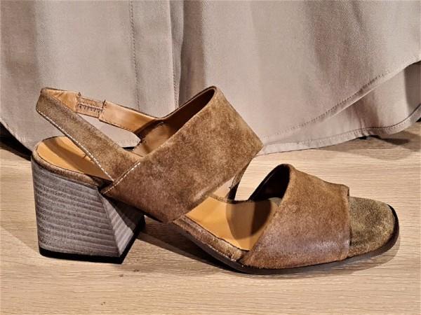 Sandale nocciola - Bild 1