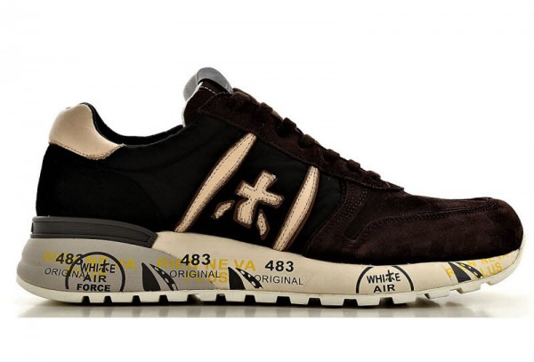 Premiata Herrensneaker earth - Bild 1