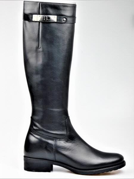 Lamica Stiefel Small schwarz - Bild 1