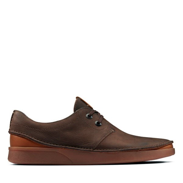 Clarks Oakland dark brown - Bild 1