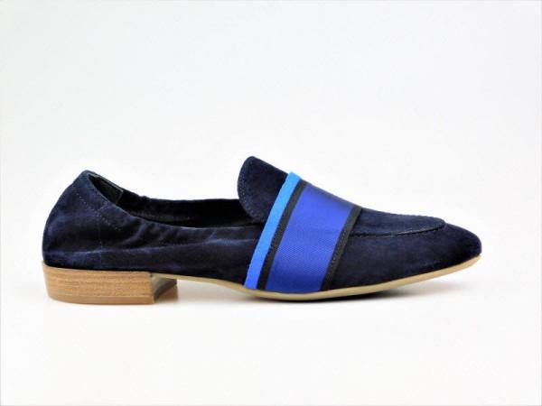 Donna Carolina Slipper blau - Bild 1