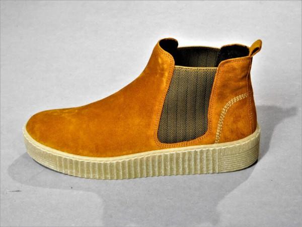 Chelsea-Boot cayenne/curry - Bild 1