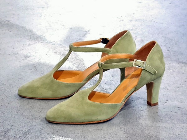 Pumps salvia - Bild 1