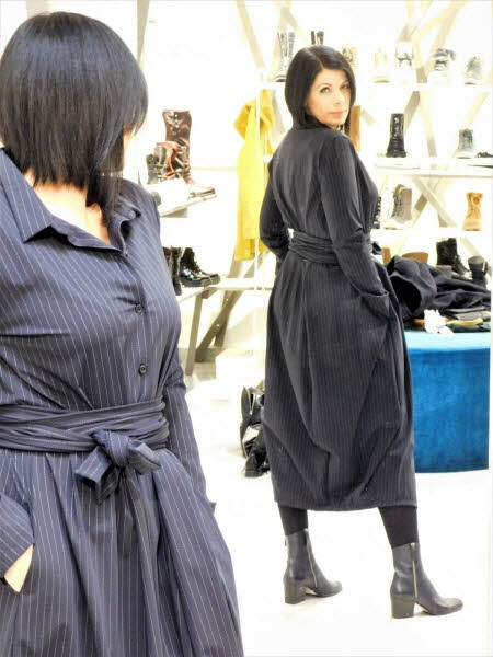 Kleid Jusan black - Bild 1