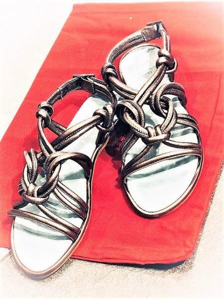 ViaMercanti Sandale Canna Fucile - Bild 1