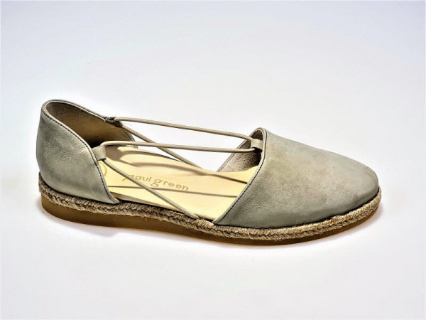 Paul Green Slipper mit Bändern - Bild 1