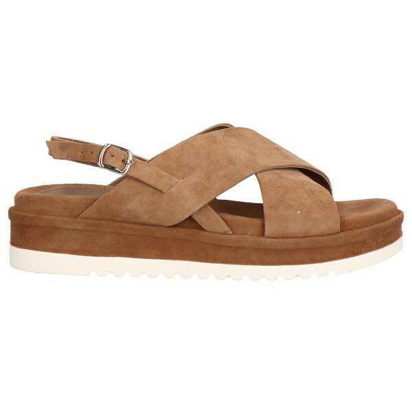 Lazamani Sandale taupe - Bild 1