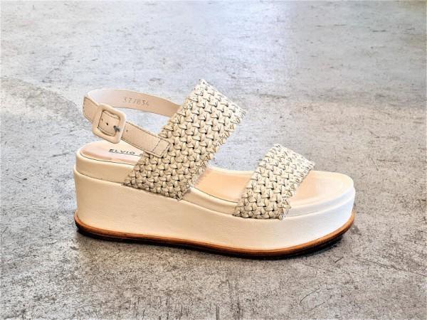 Sandale Flecht camelia - Bild 1