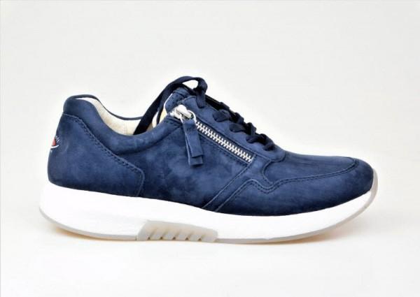 Sneaker dunkelblau - Bild 1