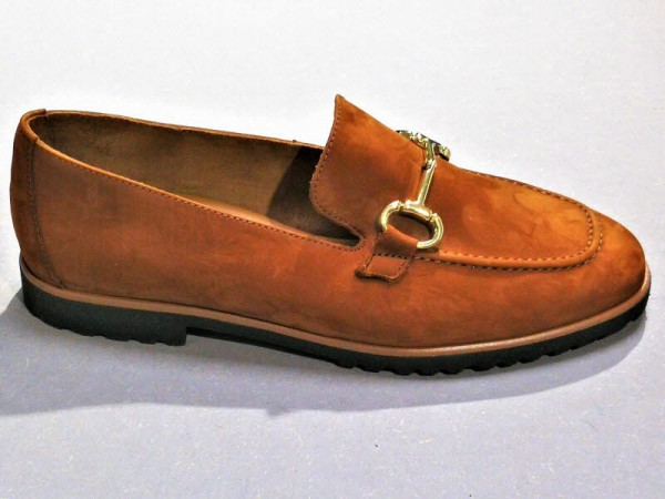 Paul Green Slipper cognac - Bild 1