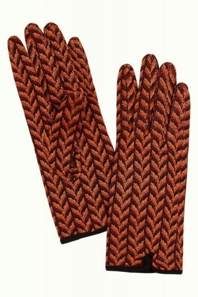 king louie Glove Mistletoe Windsor Red