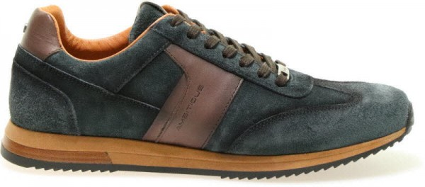 ambitious Herrensneaker taupe