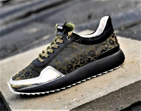 Sneaker Hunting Green - Bild 1