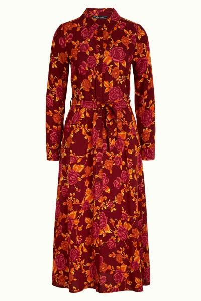 king louie Rosie Midi Dress Doherty - Bild 1