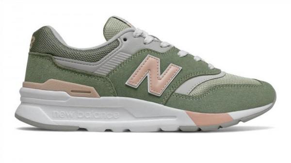 Sneaker grün/rosa - Bild 1