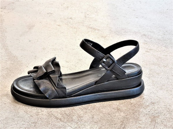 Sandale nero - Bild 1
