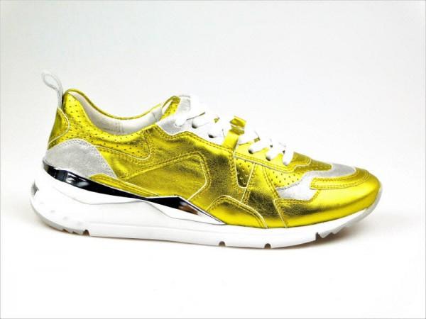 Kennel und Schmenger Sneaker Metallic yellow - Bild 1