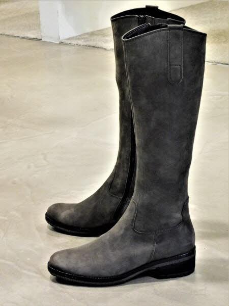 Stiefel beige dunkel - Bild 1