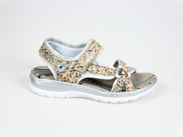 Outdoor-Sandale beige - Bild 1