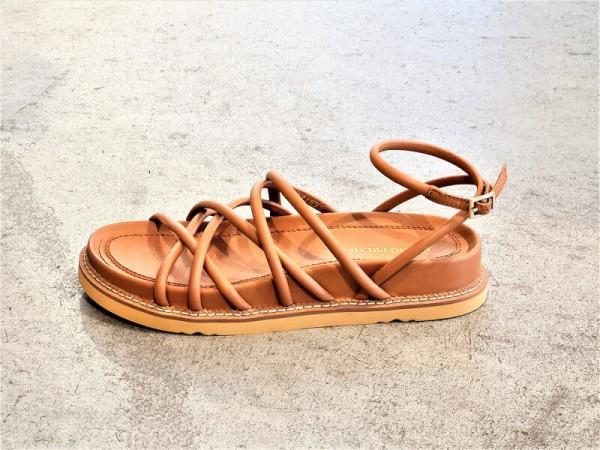 Sandale Schnur cuoio - Bild 1