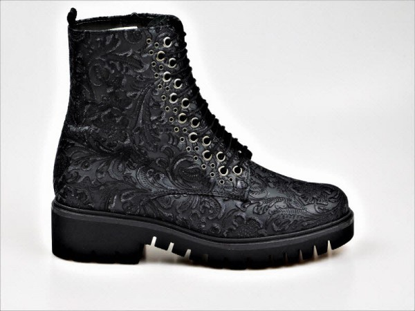 Boot Print schwarz - Bild 1